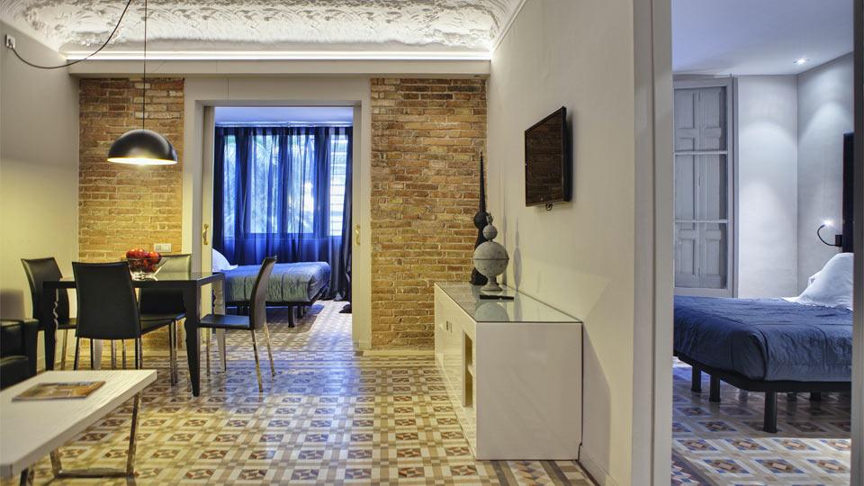 affitto appartamenti di lusso a barcellona