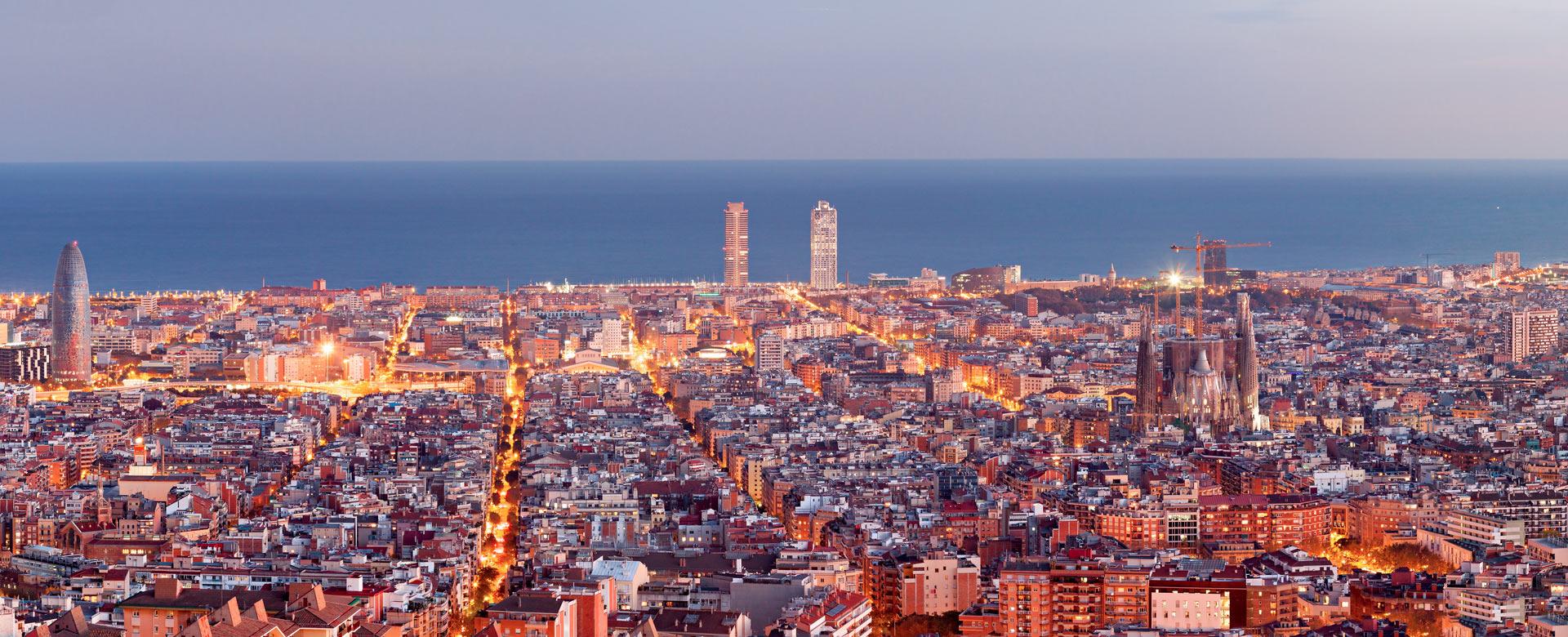 Affitto de ville aBarcelona