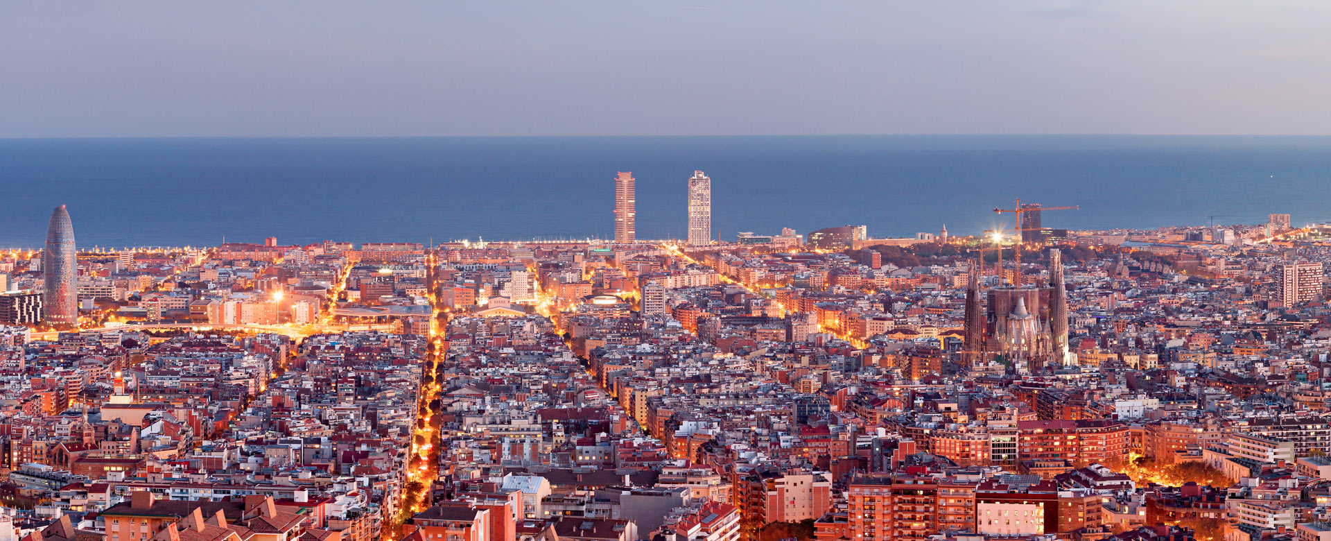 Alquiler de villas en Barcelona