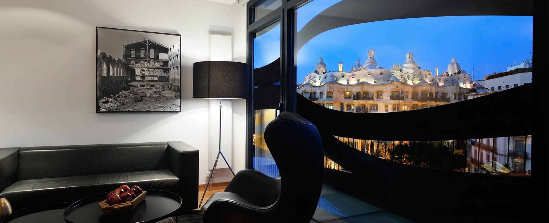 Alquiler de villas en Gràcia