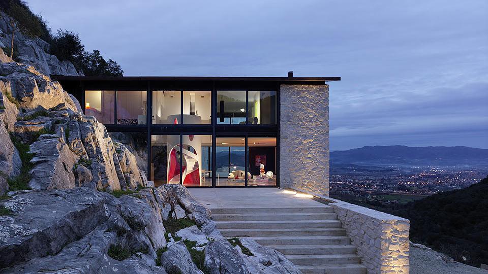luxus ferienhaus toskana luxusvilla toskana villanovo. Black Bedroom Furniture Sets. Home Design Ideas