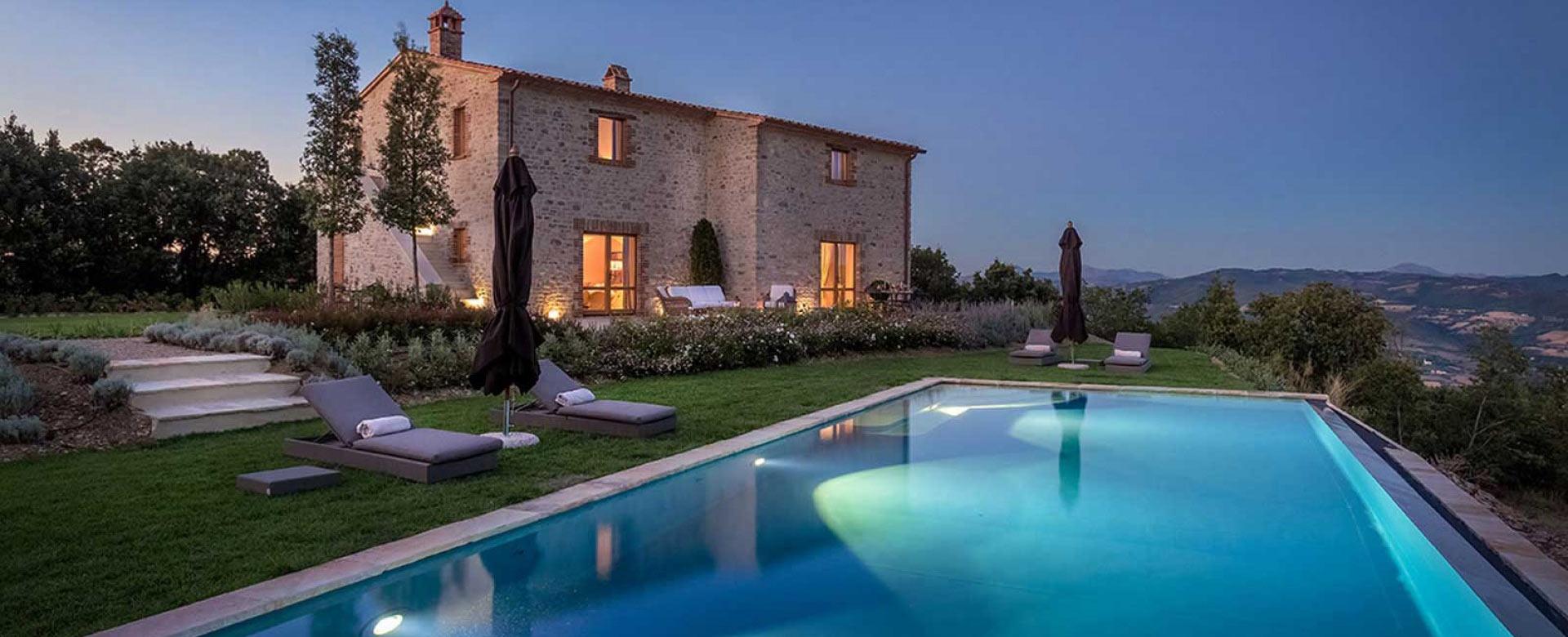 Location de villa de luxe en toscane villanovo for Location villa