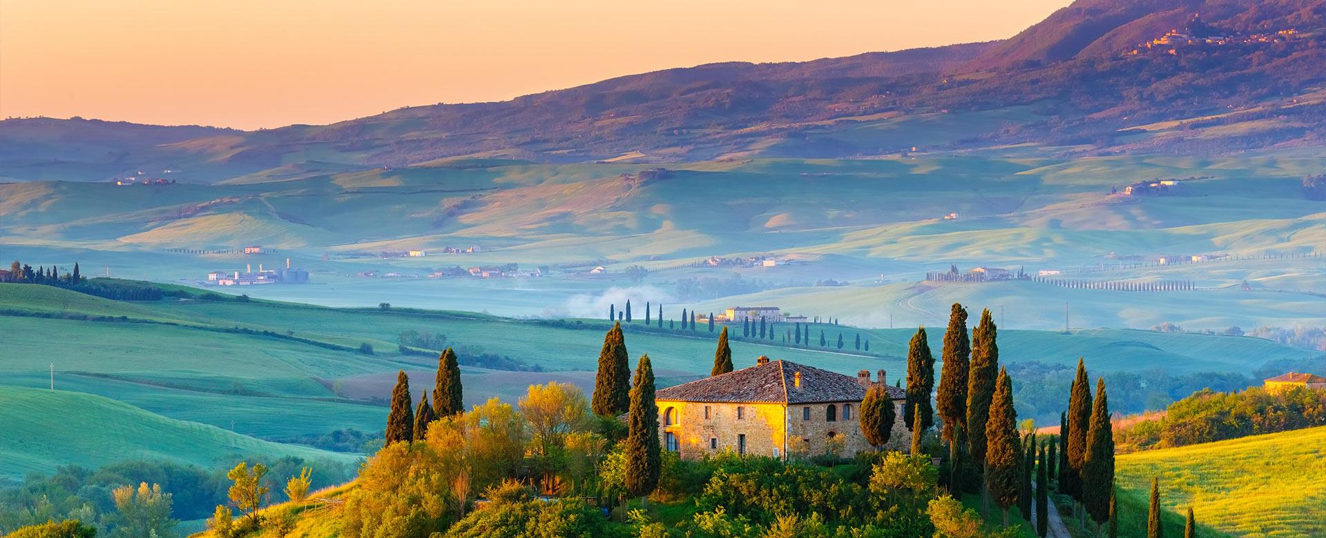 location de villa de luxe en toscane
