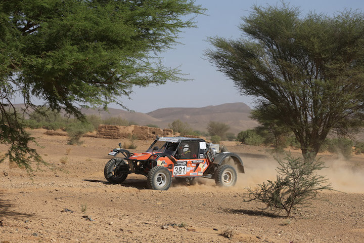 Want to rent a real racing buggy?