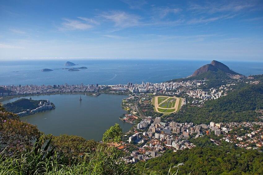 Rio de Janeiro, The Marvellous City