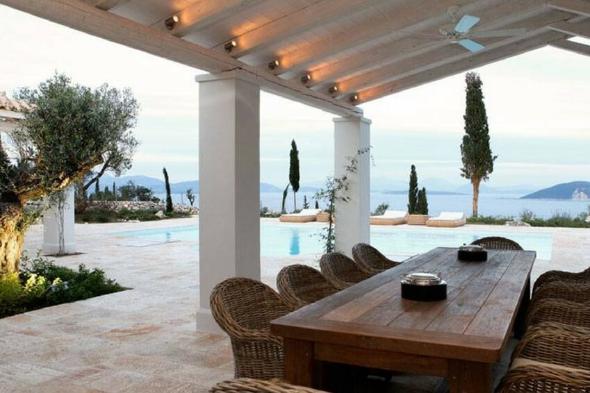 Villa Latone - Ionian Sea (Greece)