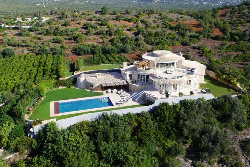 Villa Aline - Algarve (Portugal)