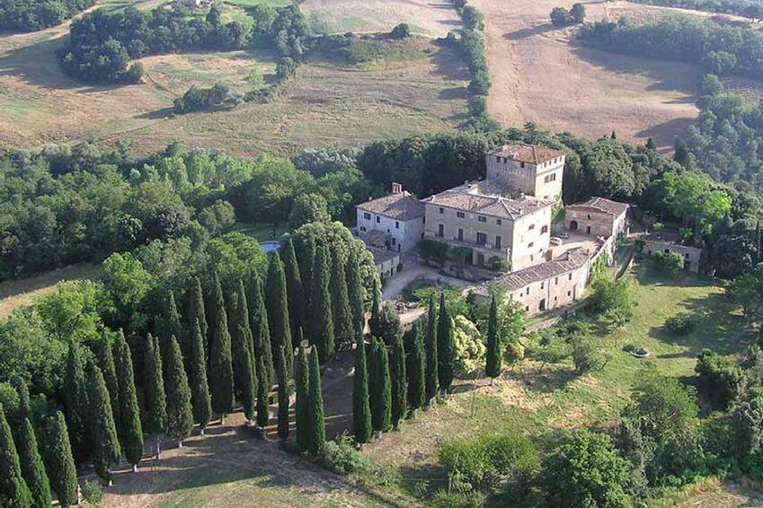 Castello Buonconvento, Tuscany