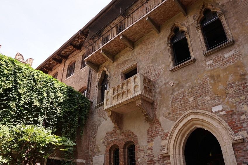12. Meet Juliet in Verona