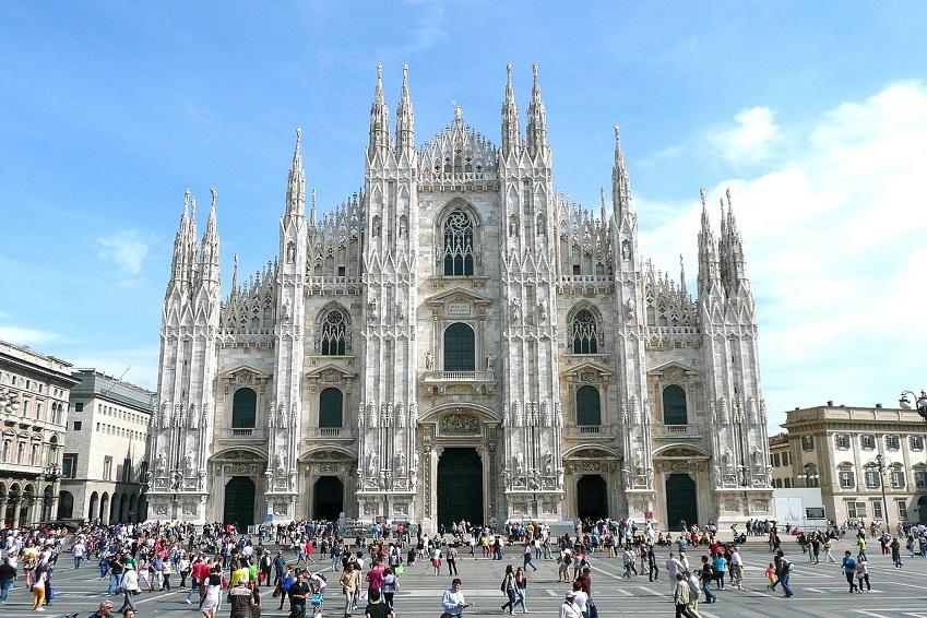 3. Visit the Duomo in Milan