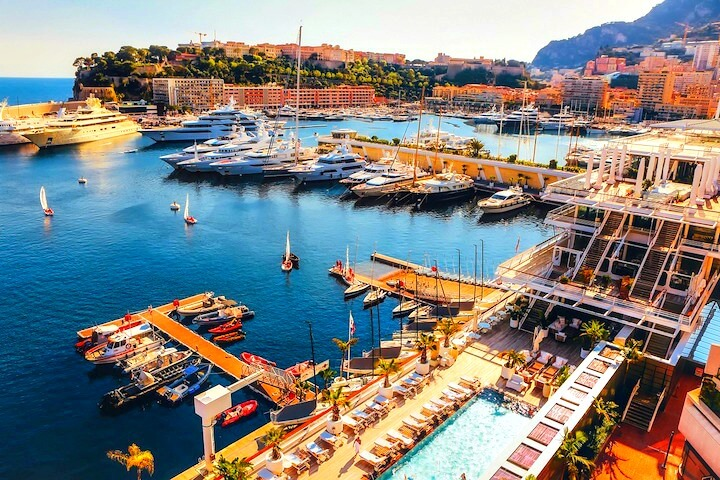 France - French Riviera