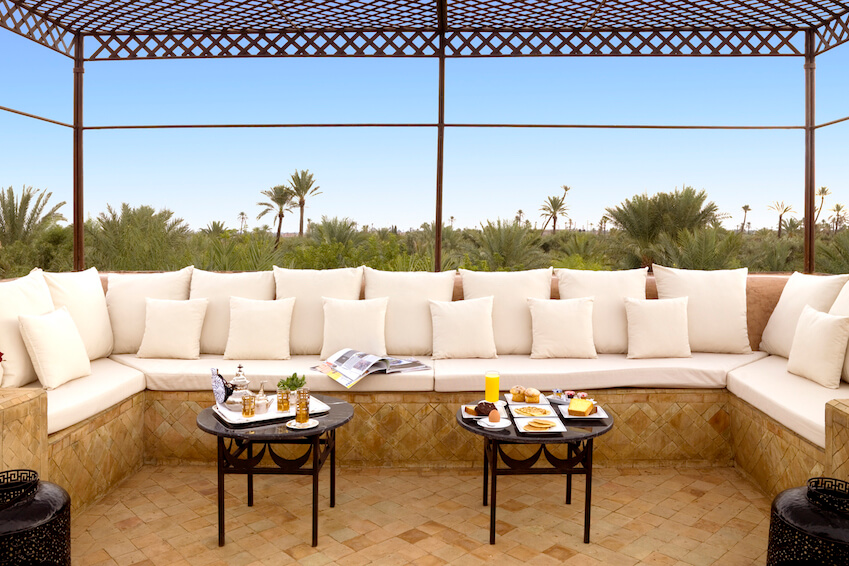A stay in Marrakech rich in activities