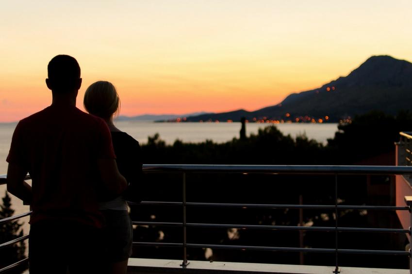 THEME #2: A romantic getaway