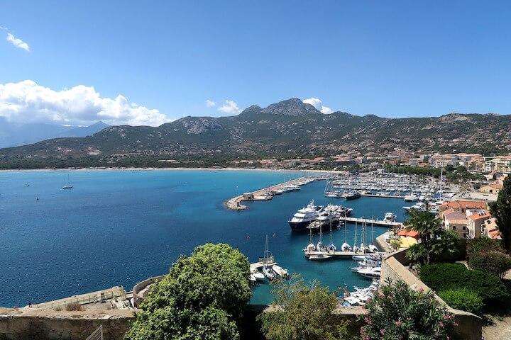 A Corsican road trip
