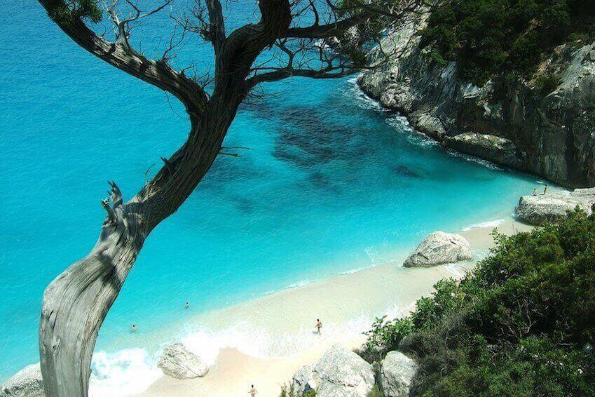 Cala Goloritze Beach - Italy