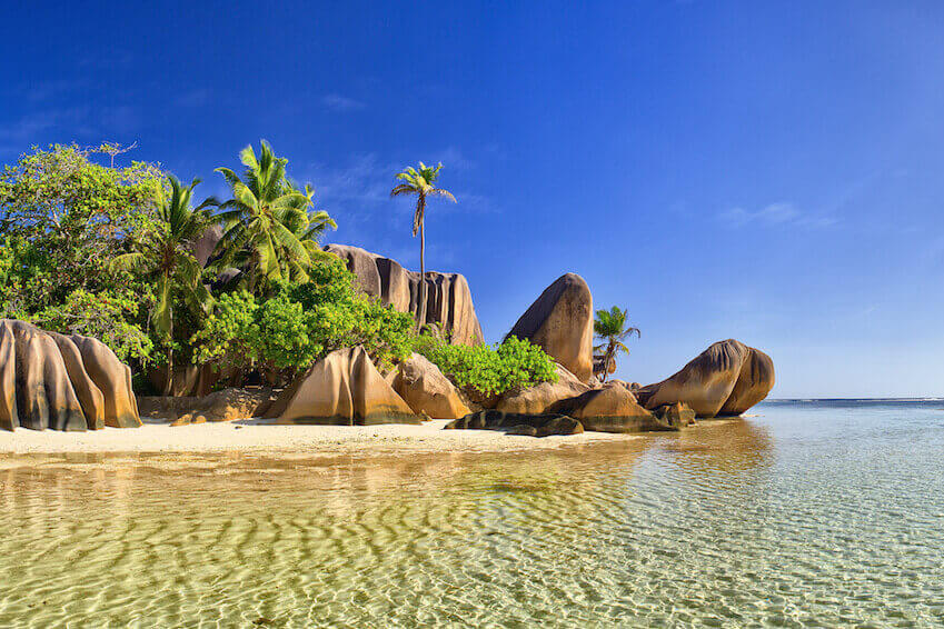 Anse Marron - Seychelles