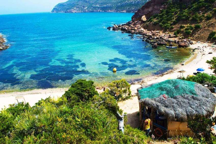 Robinson Creek - Korbous, Tunisia