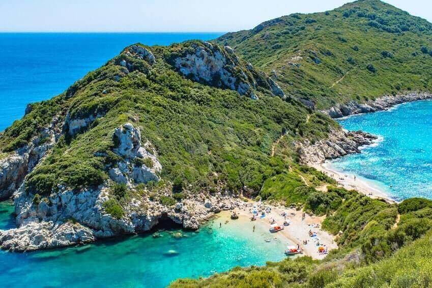 Porto Timoni - Greece