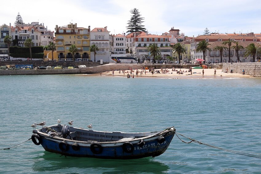 Estoril: a world-renowned seaside resort
