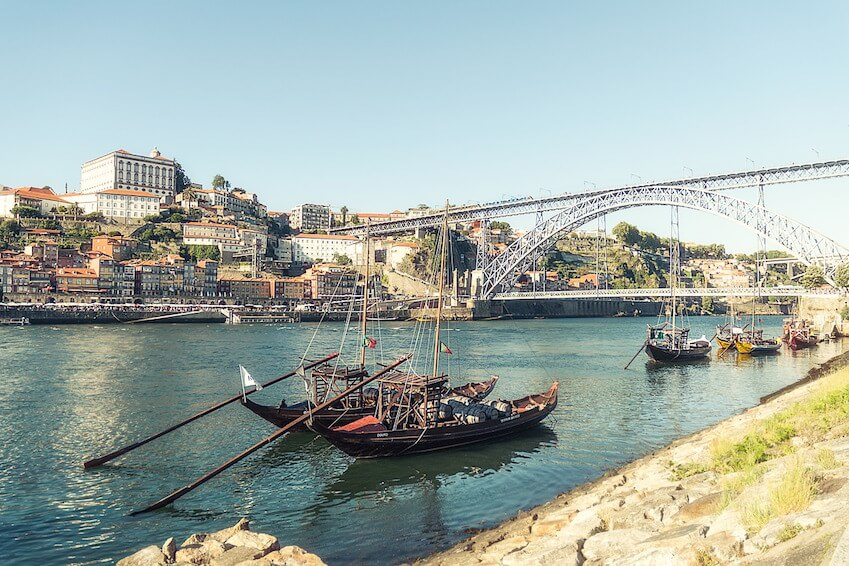 The remarkable city of Porto