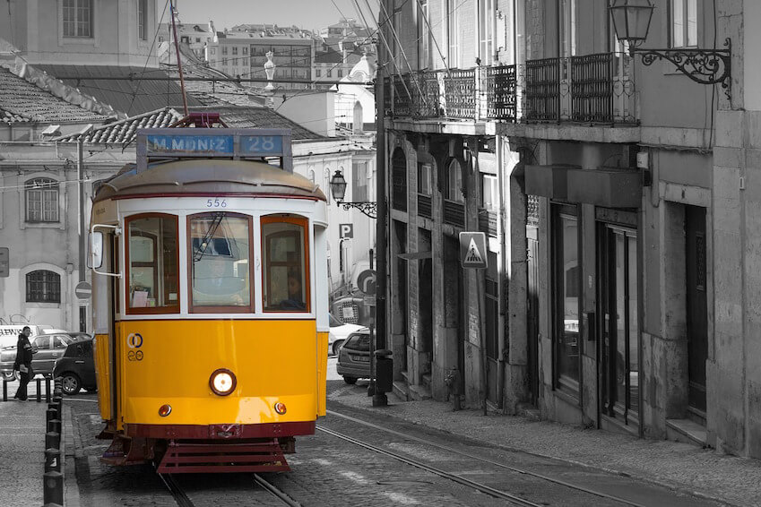 The surprising Lisbon