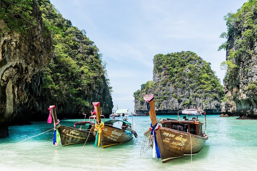 3 of the most beautiful beaches in Asia: Japan, Vietnam and India