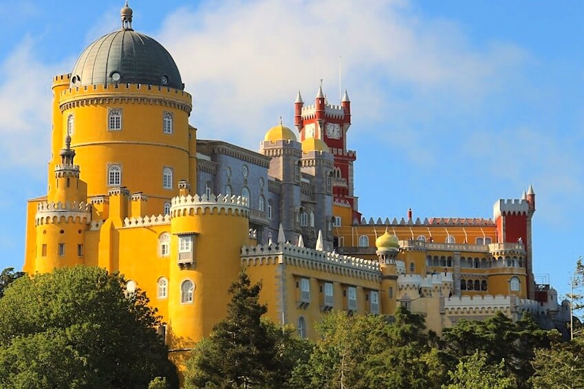 Sintra and the jewels of Portugal