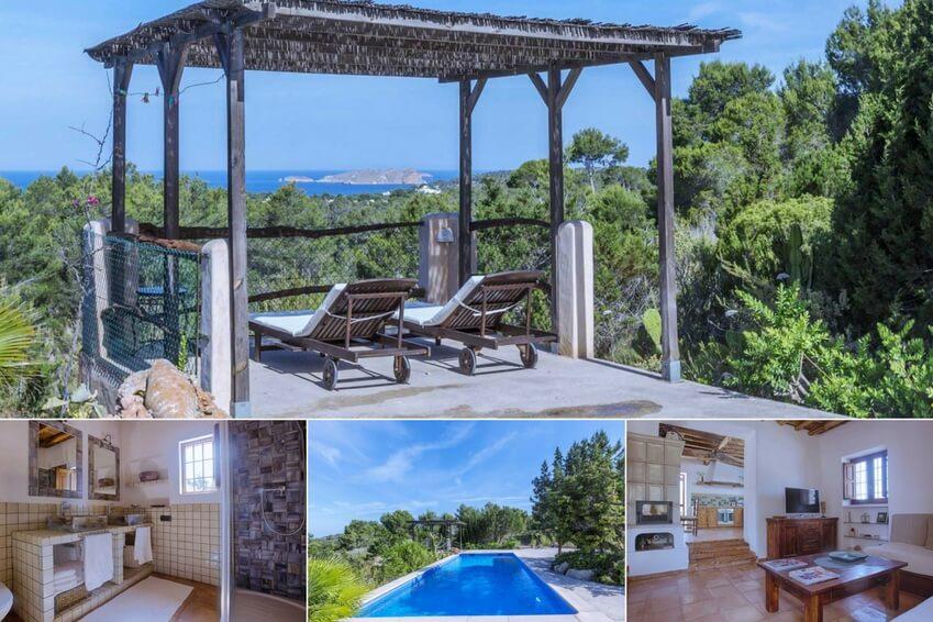 1. Les vues inégalées de la Villa 650 (Ibiza)