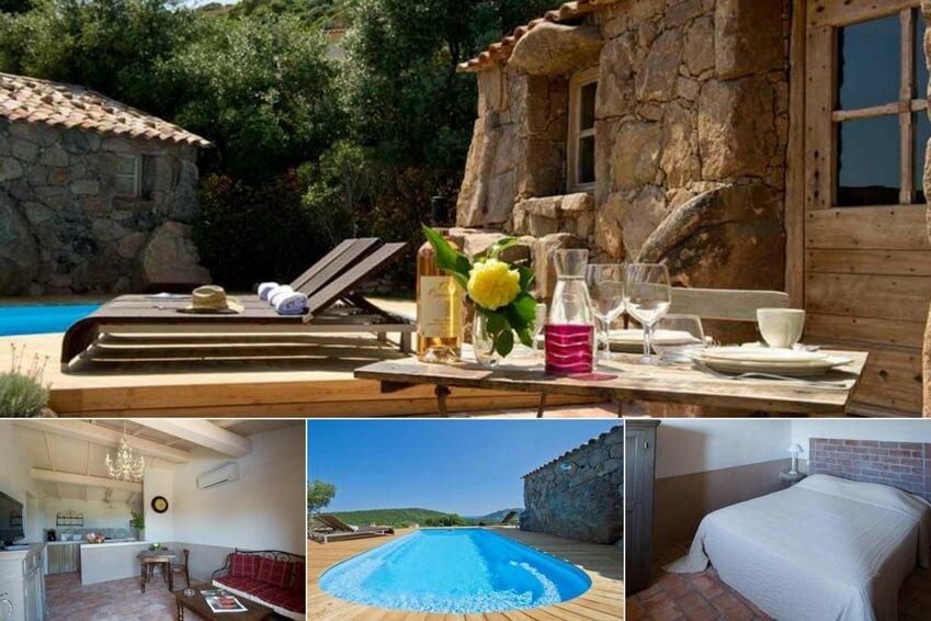 3. A unique stay in La Bergerie de Julie (Corsica)