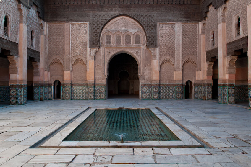 An immersion in Moroccan history