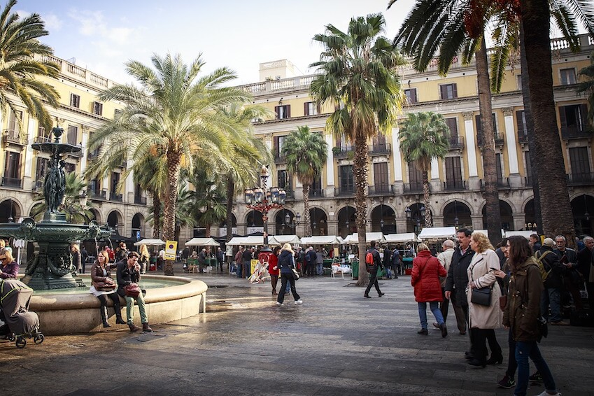 Barcelona, ​​a city between sun, culture, history and gastronomy