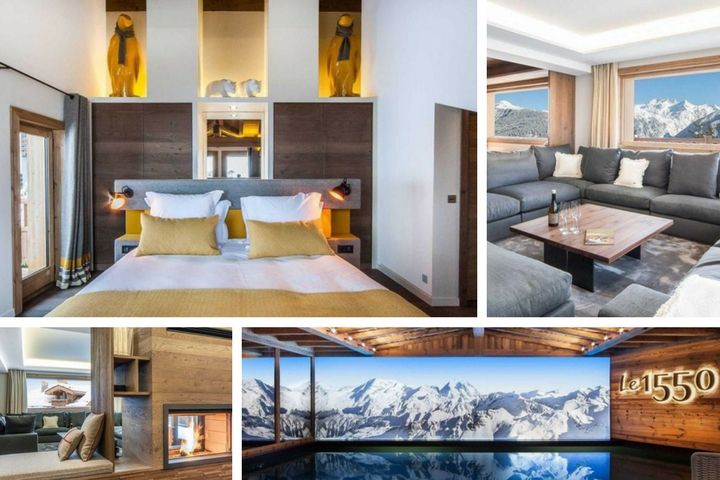 9 - Chalet Brigues - Courchevel, France