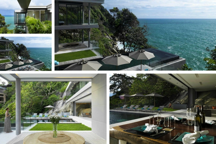 2 - Villa Amanzi Kamala (Thaïlande)