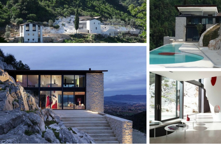 1- Villa Boucquillon (Toscane - Italie)