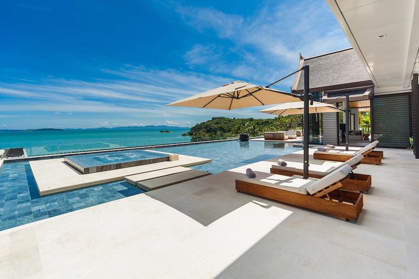 Stay in a luxurious Thai villa