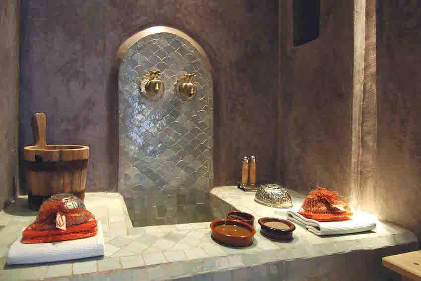 Hammam: an oriental ritual