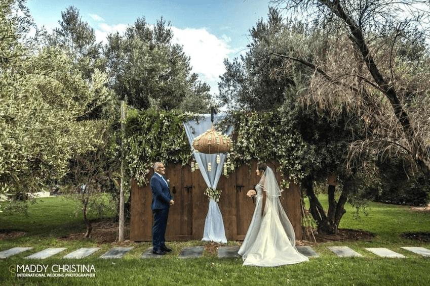Des ambiances de diners de mariage à couper le souffle