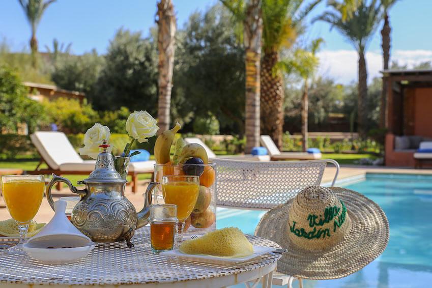 Un véritable oasis aux portes de Marrakech