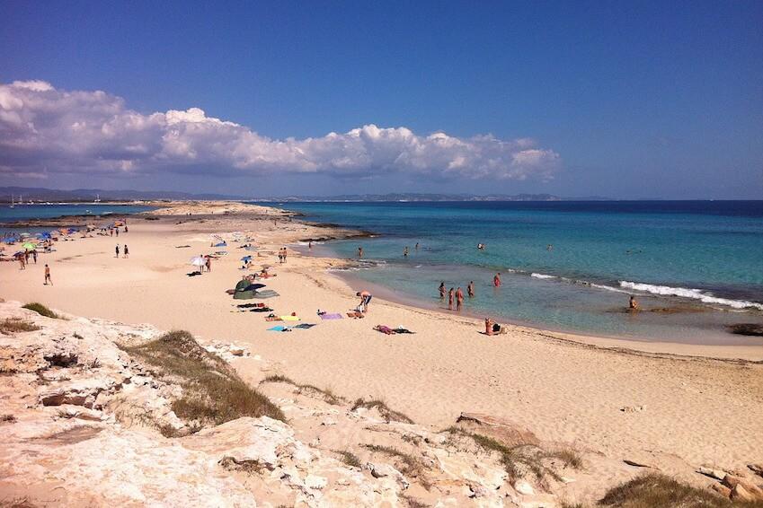 Playa, sol y mar !
