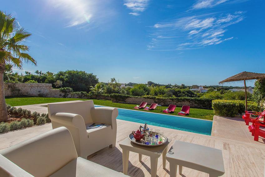 Louer une villa ou un riad à Essaouira
