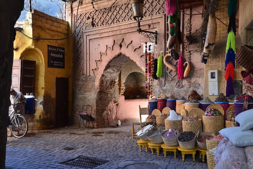 Marrakech : Une destination privilégiée pour les européens