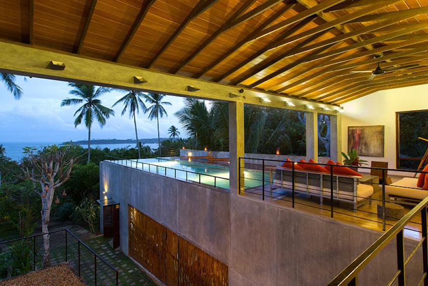 Villa Indika - Tangalle, Sri Lanka