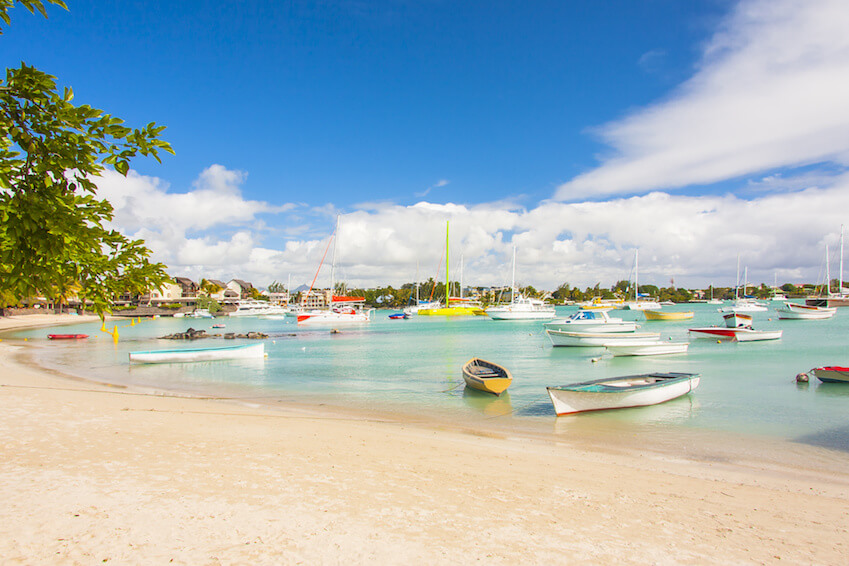 Mauritius: a treasure of nature