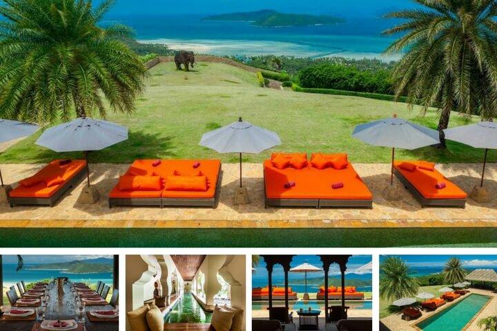 8. Villa Katrani - Thailand