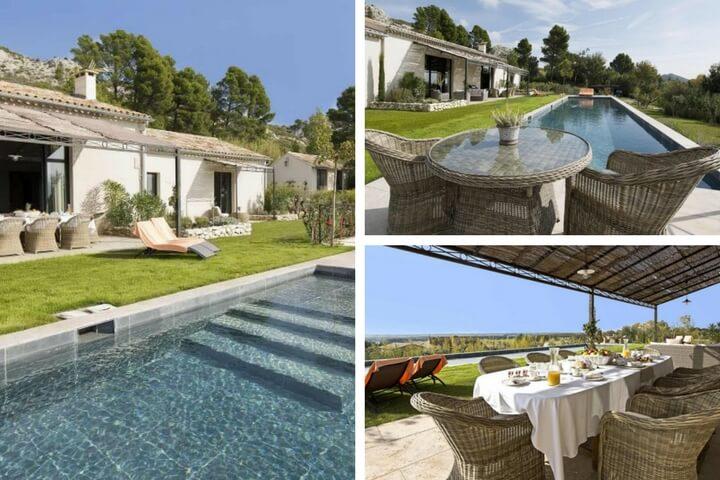 5. Villa Magenta - Provence