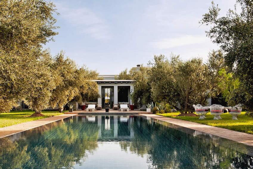 A sumptuous, magical and historic oasis