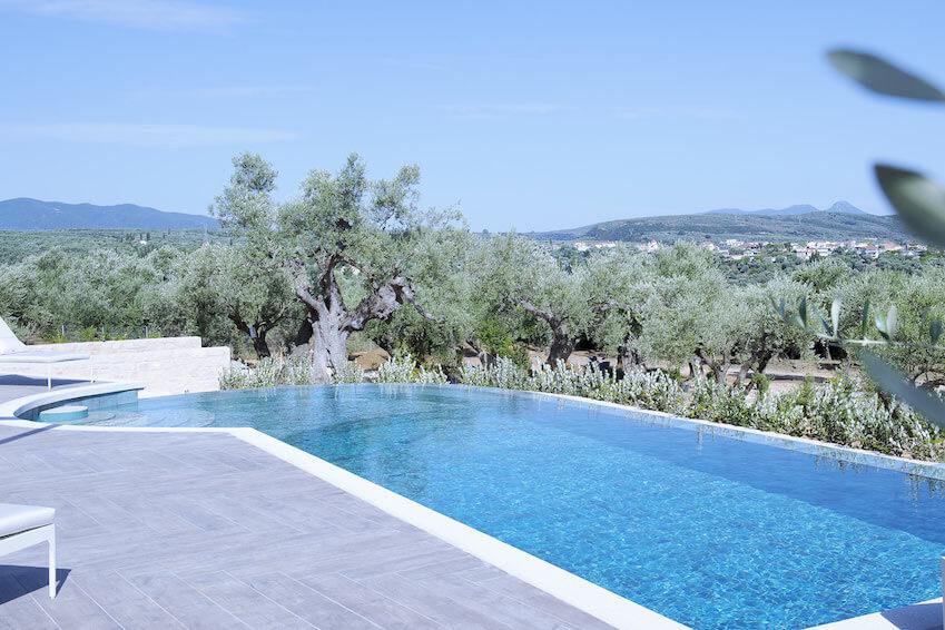 Villa Areal - Péloponnèse, Grèce