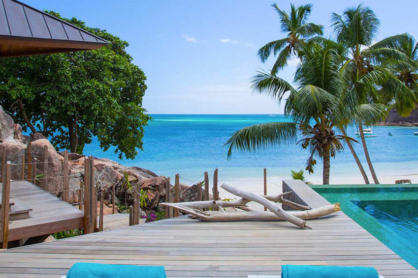 Beach Villa Praslin - Praslin, Seychelles