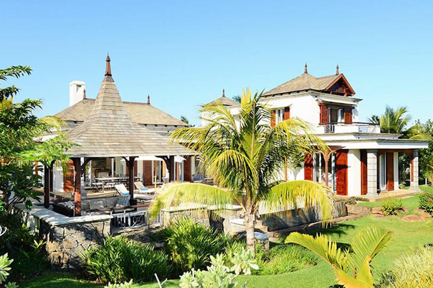 The luxurious Heritage villas in Mauritius