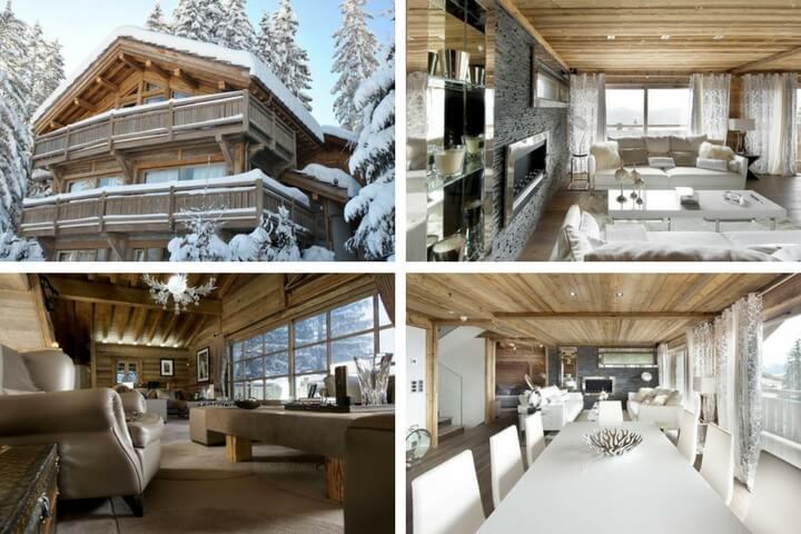 6 - Chalet Dahlia Noir (Courchevel)